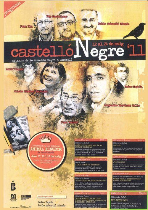 castello negre 2011