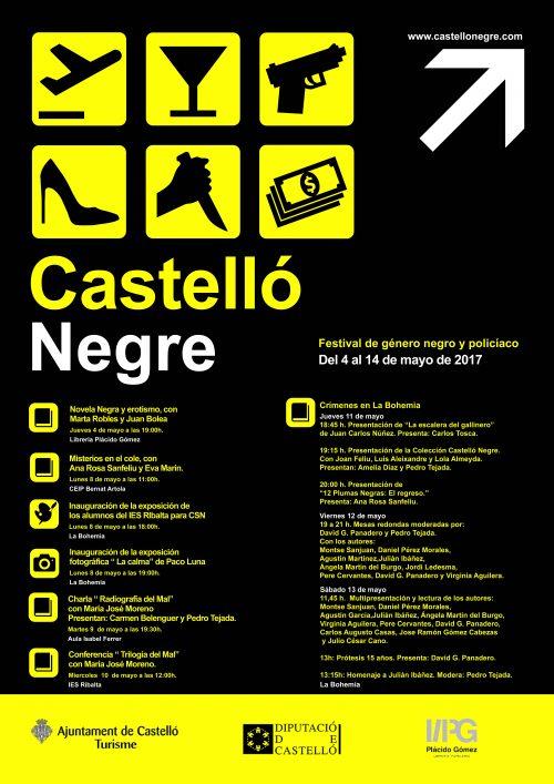 cartel csn 17 castellon