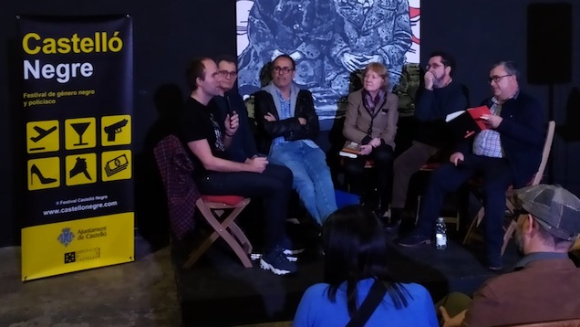 castello negre_Contamos con José Luis Correa, Mariano Sánchez Soler, Sergio Vera, Ángela Martín del Burgo y José M. González 2